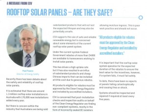 Rooftop Solar Panels Article3